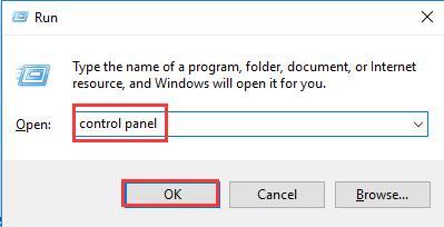 5 Quickest Ways to Open Control Panel on Windows 10