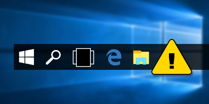 3 Ways to Solve Taskbar Not Working on Windows 10
