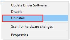 uninstall asus smart gesture driver on windows 10