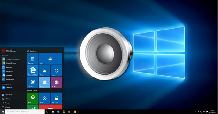 how to update audio drivers for windows 10 windows 10 skills. Black Bedroom Furniture Sets. Home Design Ideas