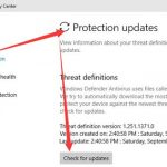 How to Update Windows Defender Automatically and Manually