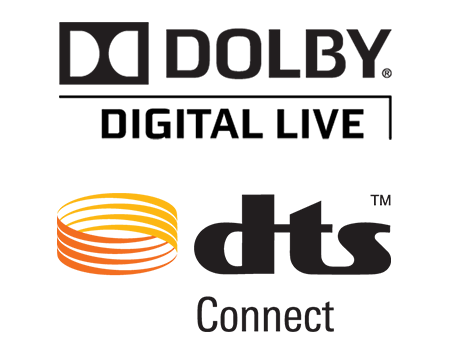 dolby digital live error