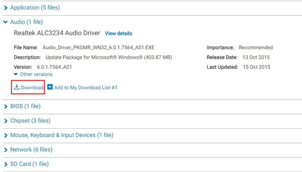2 Ways to Download Dell Drivers for Windows 10 - Windows 10