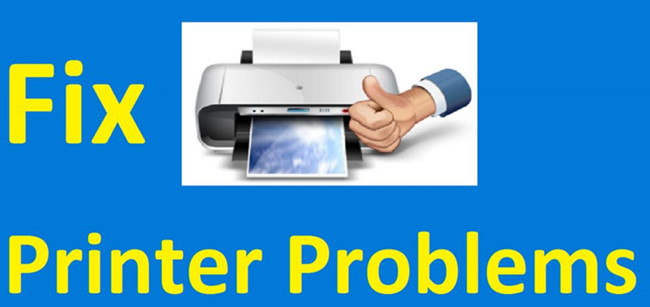 printer not working in windows 10