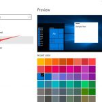 How to Customize Windows 10 Color