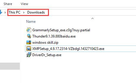 this pc downloads