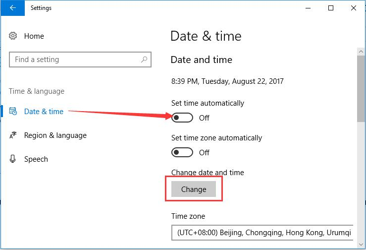 How to Change Time on Windows 10 - Windows 10 Skills