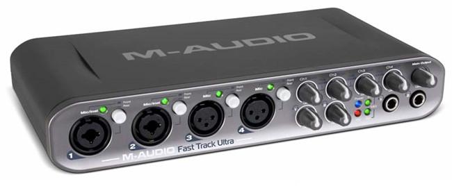 m-audio drivers windows 10