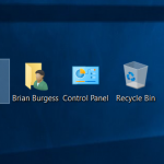 How to Change Desktop Icons From Left to Right on Windows 10