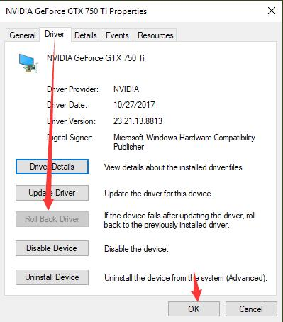 nvidia drivers failing to install windows 10