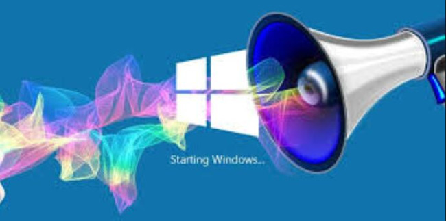 startup sound on windows 10