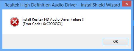 Solved] Install Realtek HD Audio Driver Failure on Windows