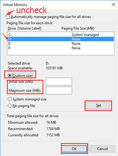 How to Increase Virtual Memory on Windows 10? - Windows 10