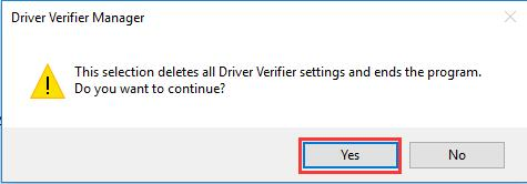 make sure delete all driver information