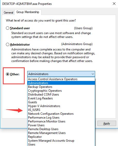 How to Change User Account Type and Permissions on Windows