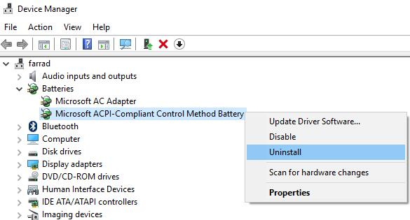 7 Ways to Fix Plugged in Not Charging on Windows 10