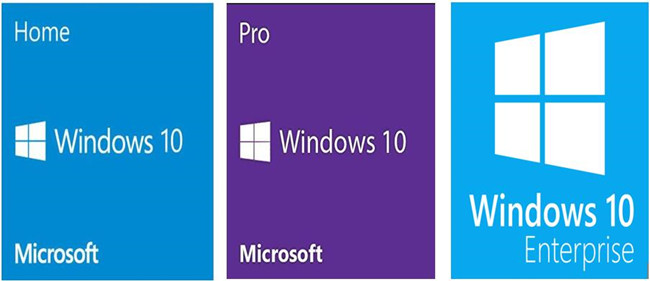 compare windows 10 home pro enterprise