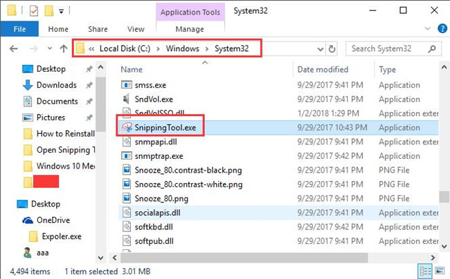 Snippingtool exe | Windows Snipping Tool  2019-06-16