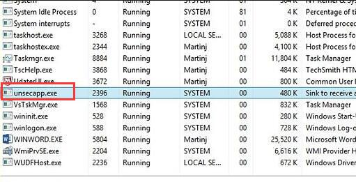 Solved: Unsecapp exe High CPU Usage on Windows 10 - Windows 10 Skills