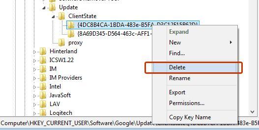 delete 4dc8b4ca under client state