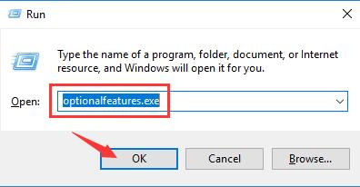 optional features.exe