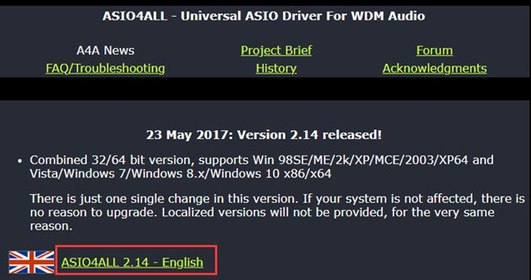 Download ASIO Drivers for Windows 10, 8, 7 - Windows 10 Skills