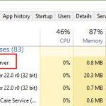 Fix Actionuri OOP Server Keeps Running Windows 10