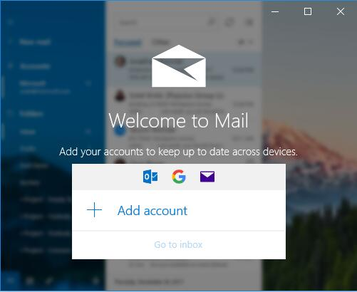 Fixed: Mail App Is Not Syncing on Windows 10 - Windows 10 Skills