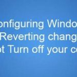 Fixed: Failure Configuring Windows Updates Reverting Changes