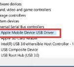 Download Apple Mobile Device USB Driver for Windows 10