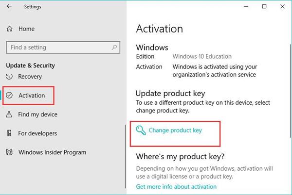 Fix Error Code 0xc004e016 on Windows 10 - Windows 10 Skills