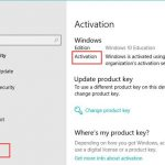 What to Do When Windows 10 Deactivated Itself after Update