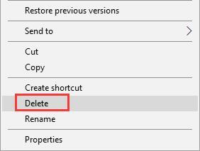delete thumbnail cache