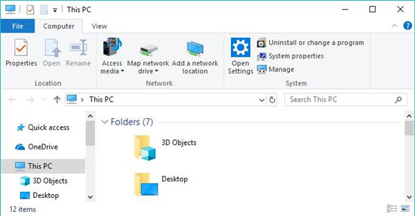 how to get help in file explorer windows 10