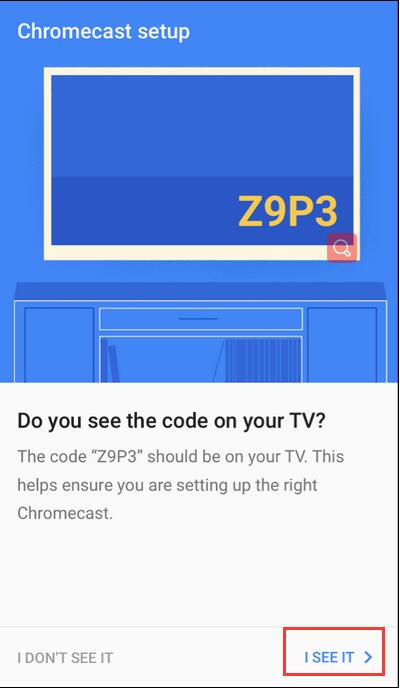 code on tv
