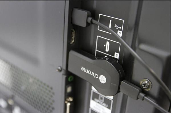 plug chromecast into pc