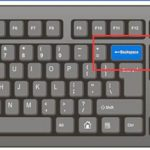 Fixed: Backspace Not Working on Windows 10